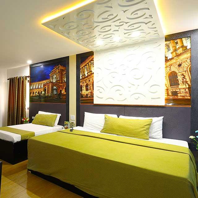 Euro Suite 2 Room